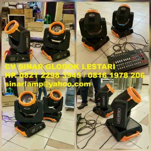 Lampu Panggung Moving Head Beam 230 Spot
